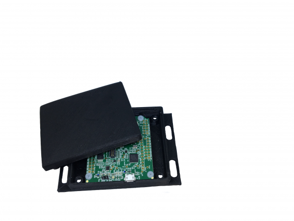 OPS241-A short range radar sensor enclosure