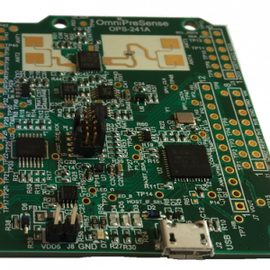 OPS241-A short range radar sensor