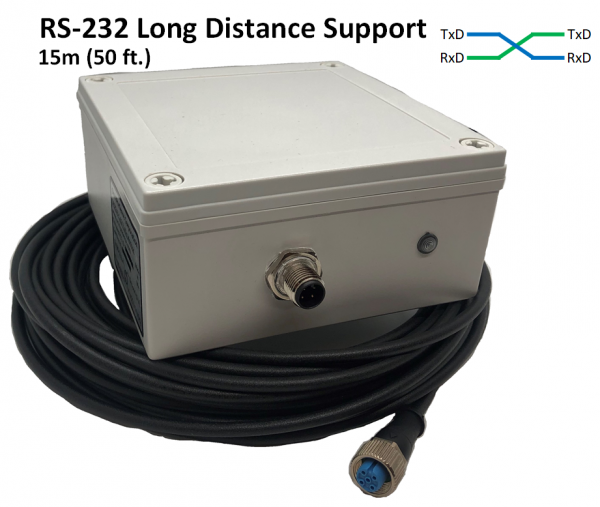 radar RS-232 sensor traffic